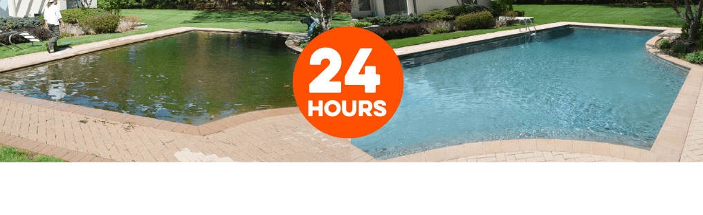 Cleaner Water in 24 Hours - Pleatco
