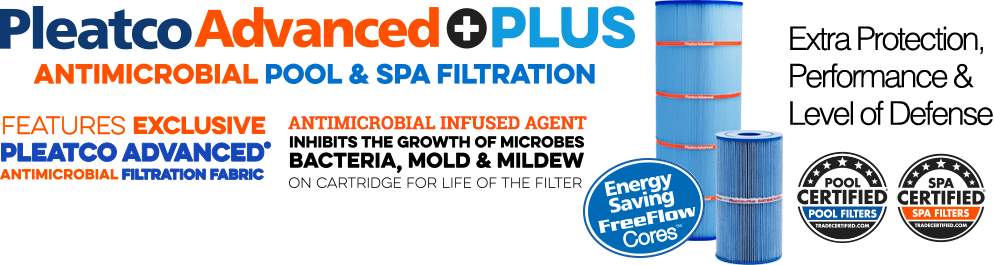 Antimicrobial Pool & Spa Filtration