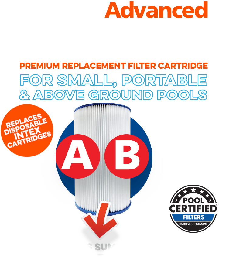 Pleatco Advanced Mini Clear