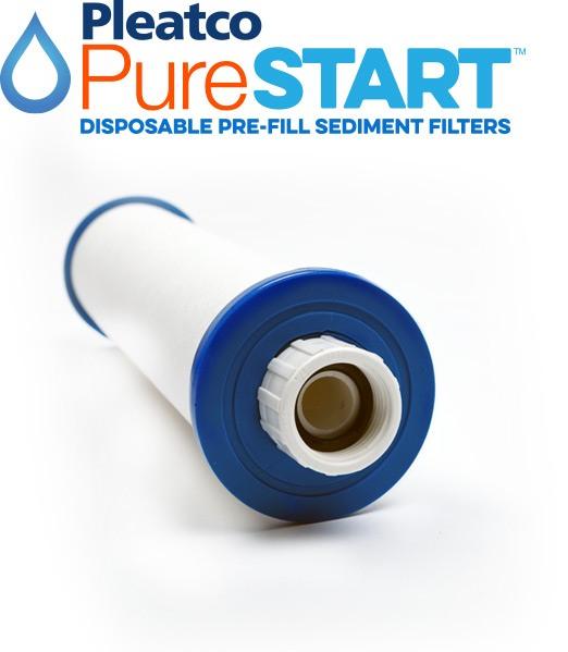 Pleatco Pure Start Pre-Filters