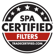 Spa Certified Filters - Pleatco